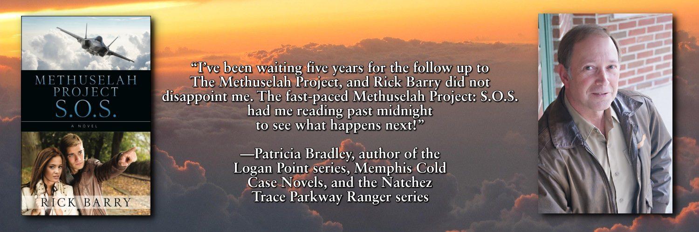 Author Rick C. Barry